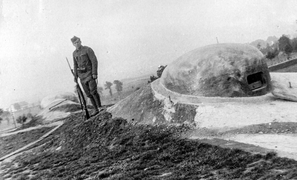 Československá armáda v roce 1938