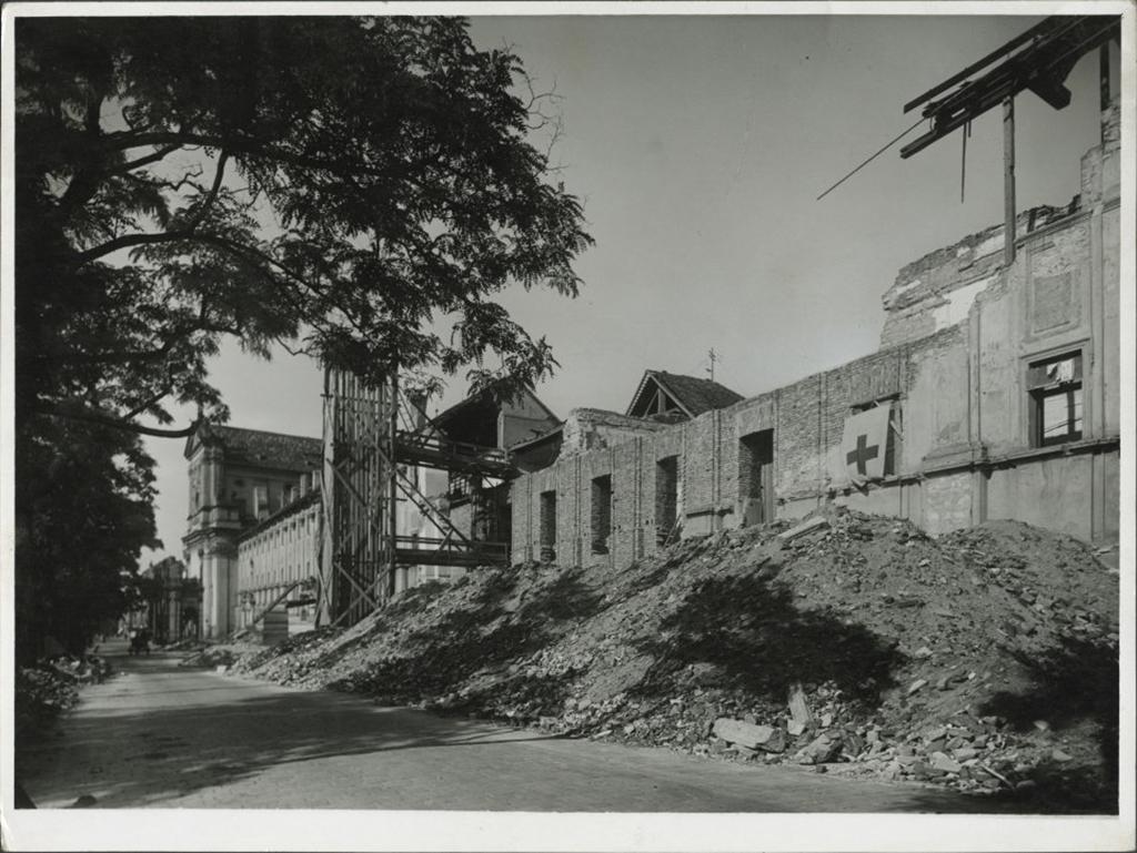 Z výstavy Josefa Sudka Topografie sutin