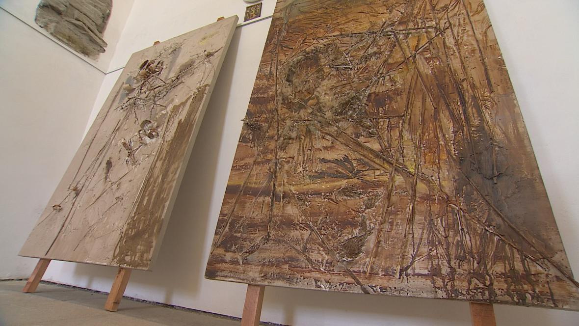 Barbora Kachlíková představila dílo své, dědečkovo a pradědečkovo