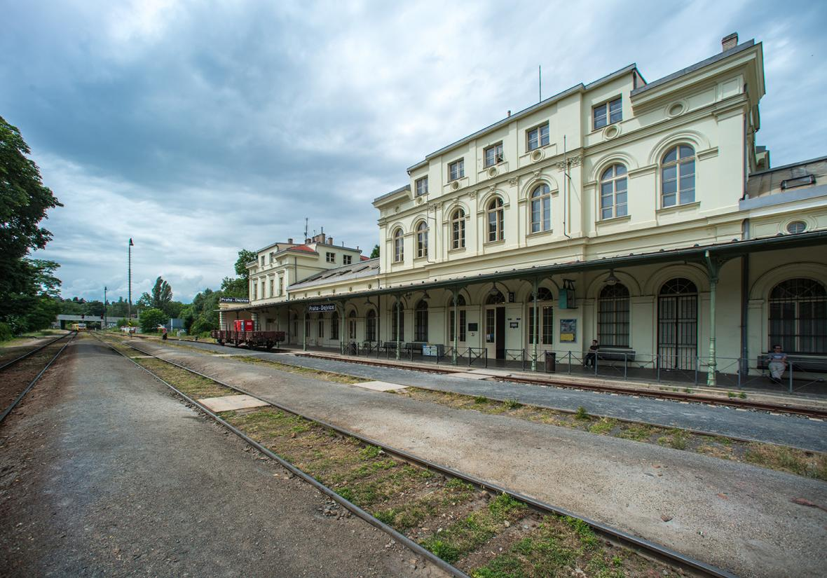 Rekonstruovaná nádraží SŽDC
