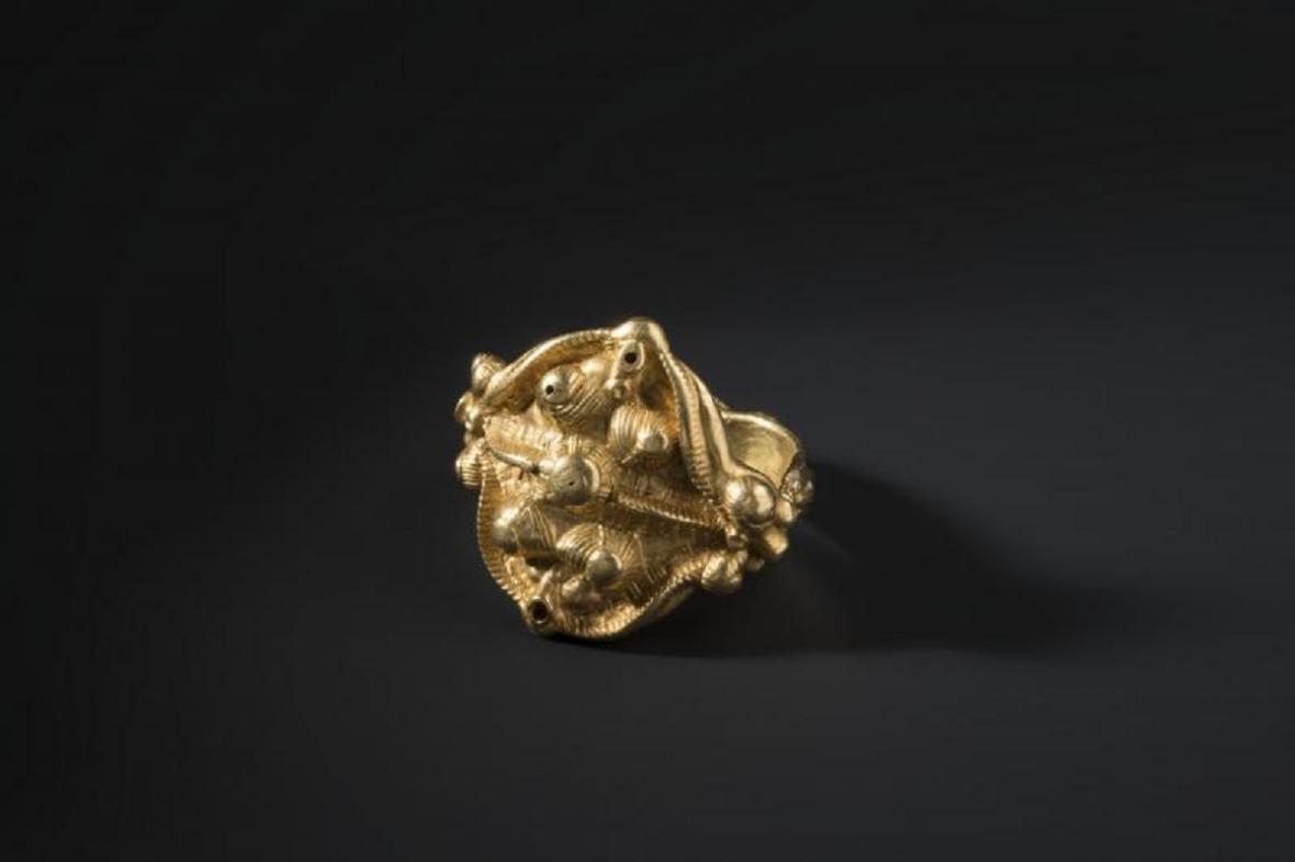 Zlatý prsten z Hořovicka