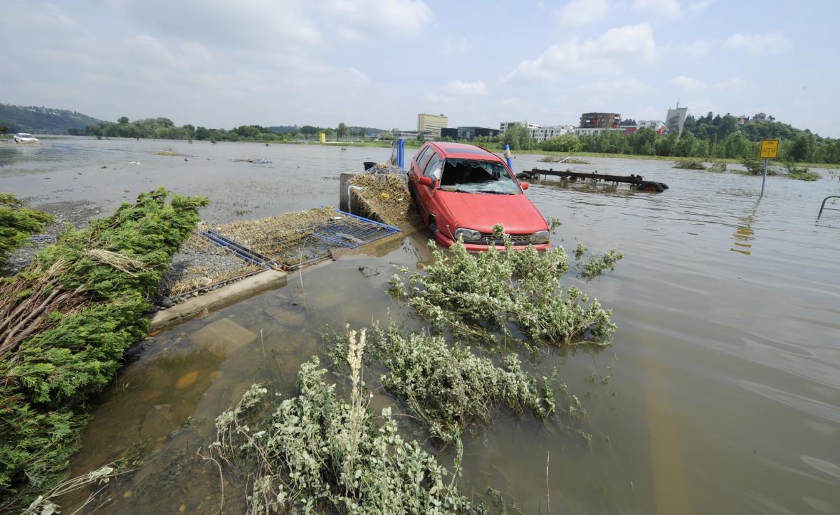 Povodně v Česku v roce 2013