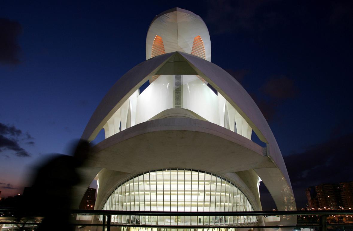 Dílo Santiaga Calatravy
