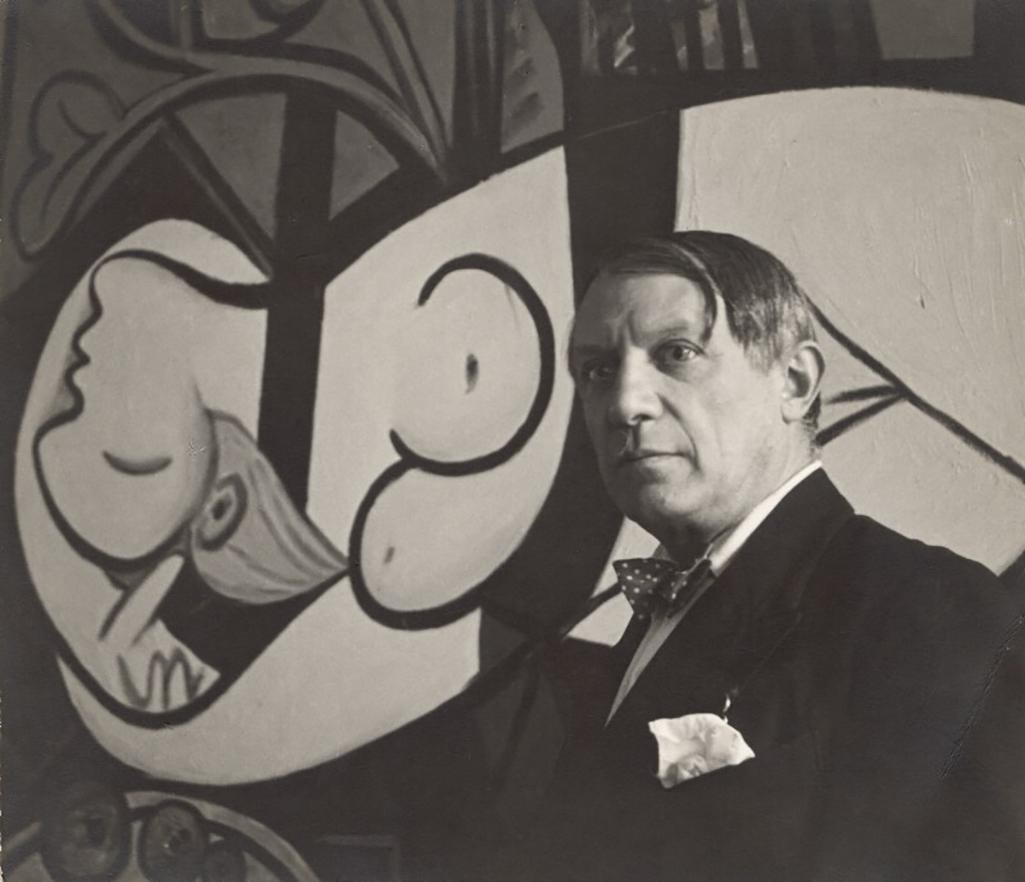 Z výstavy Cecila Beatona v pražském Muzeu Kampa