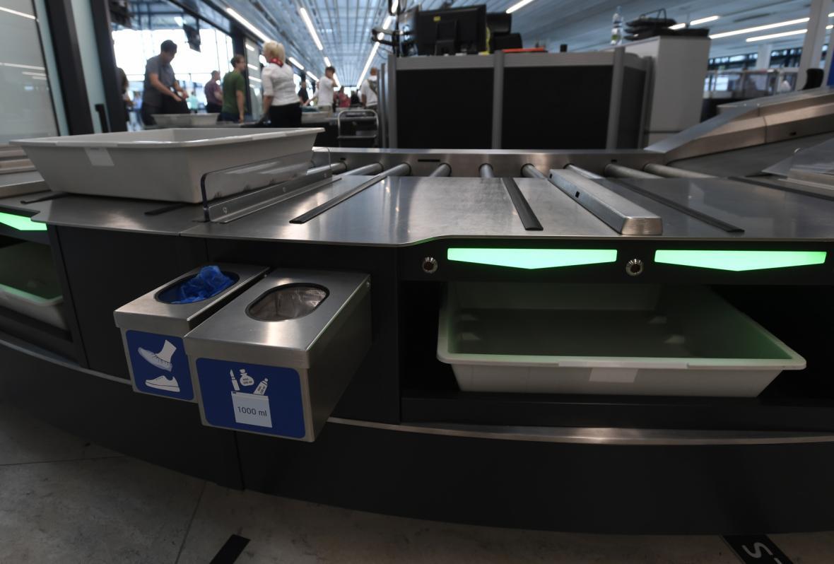 Letiště Václava Havla má nové bezpečnostní stanoviště