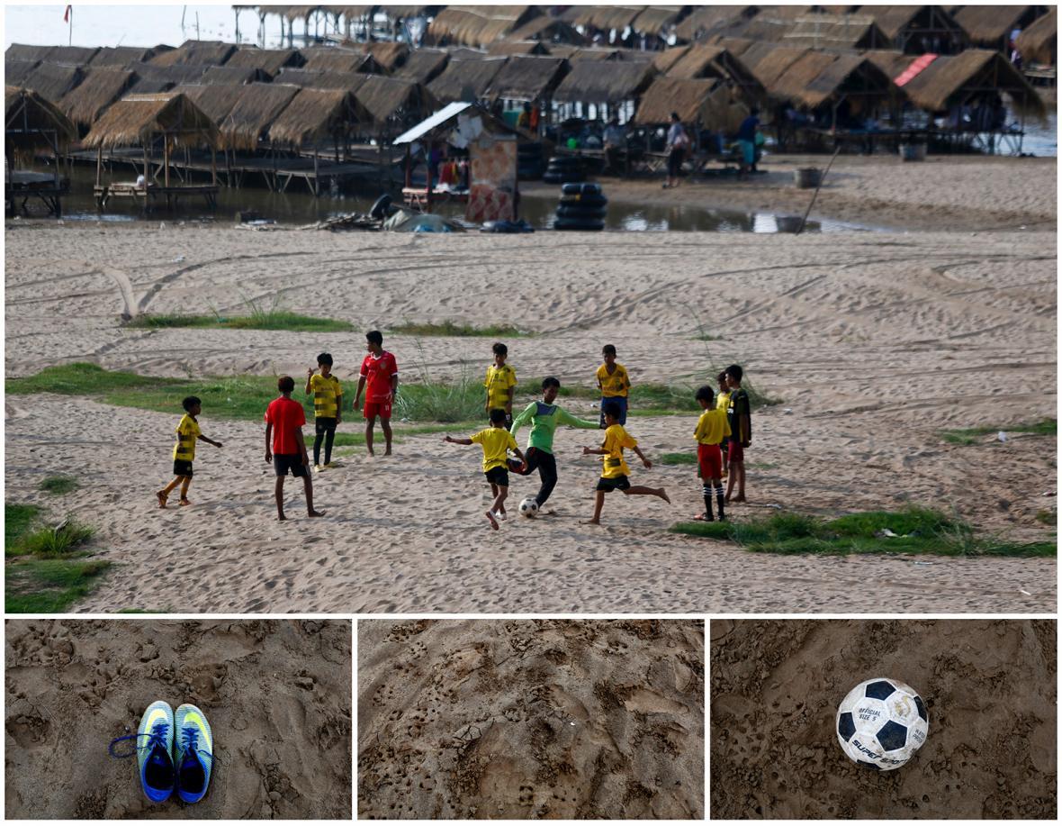 Fenomén fotbal napříč kulturami a kontinenty světa
