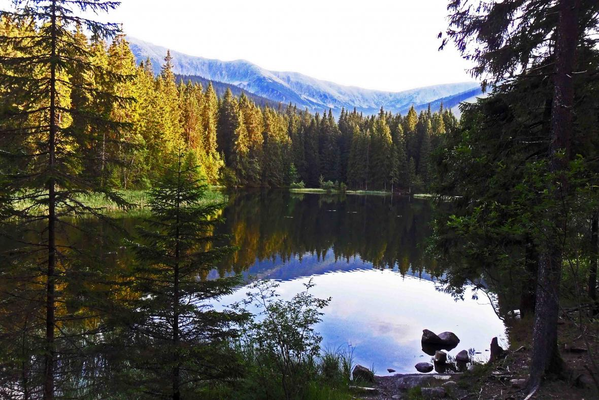 Národní park Nízké Tatry