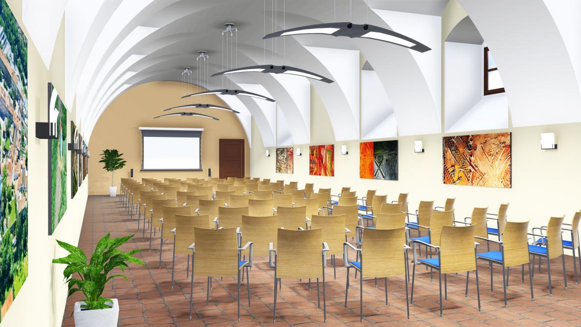 V konírnách vznikne kulturně vzdělávací centrum