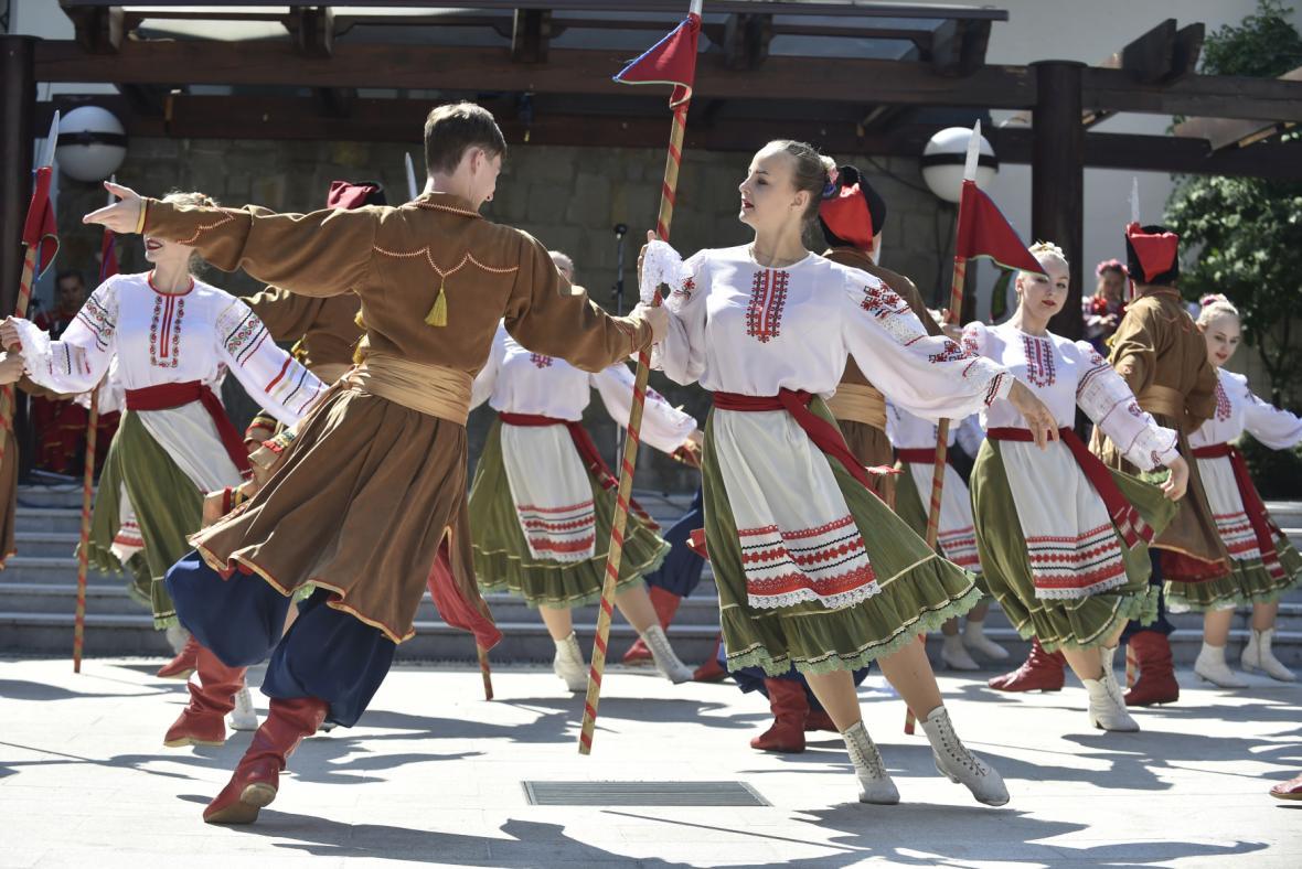 Mezinárodní folklórní festival Strážnice