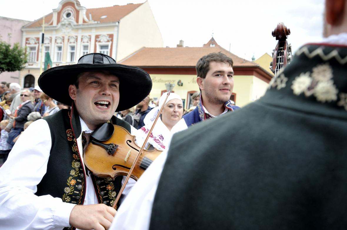 Mezinárodní folklorní festival Strážnice