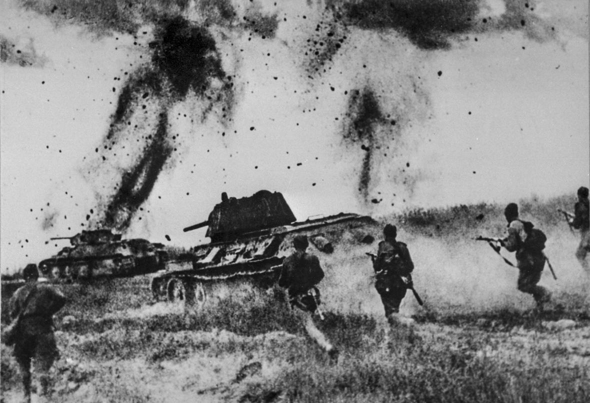 Bitva v Kurském oblouku