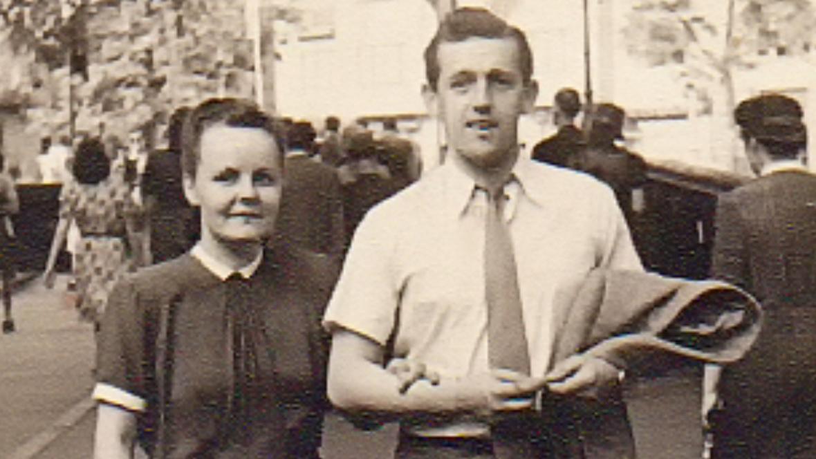 Rodinné fotografie Karla Hrubého