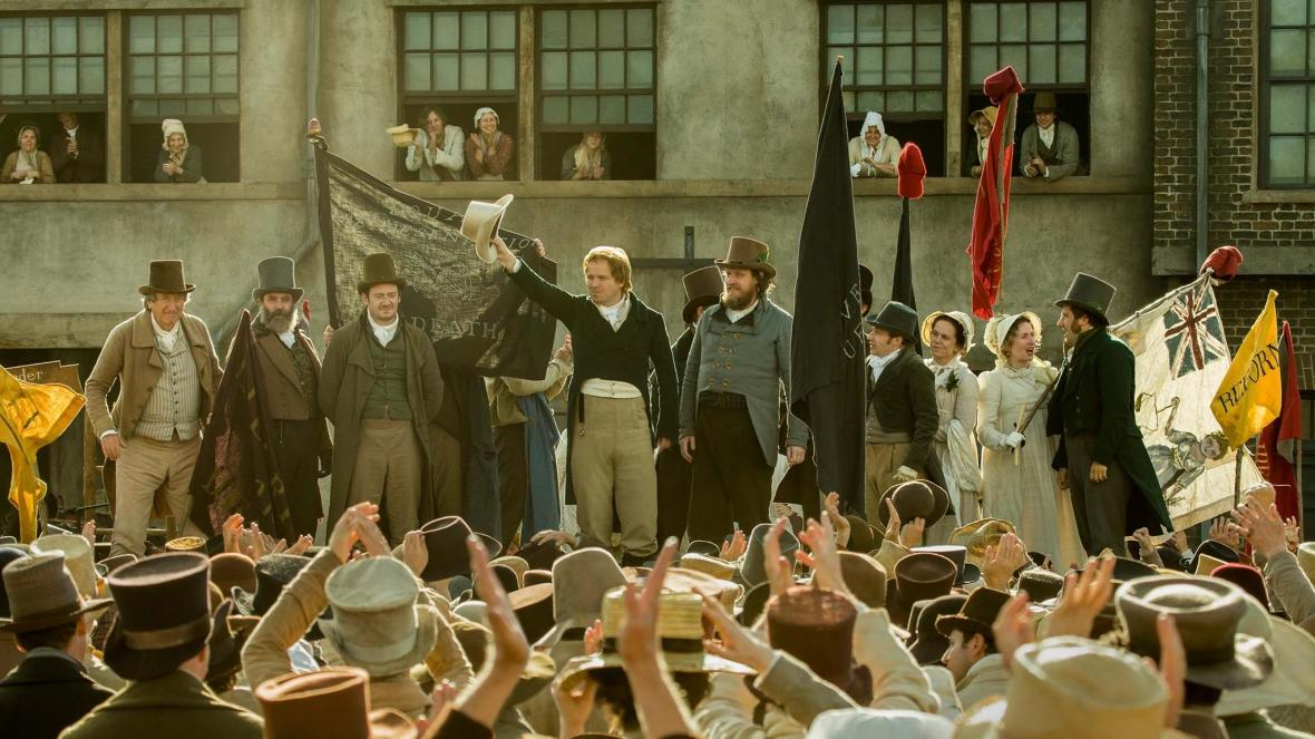 Film Peterloo