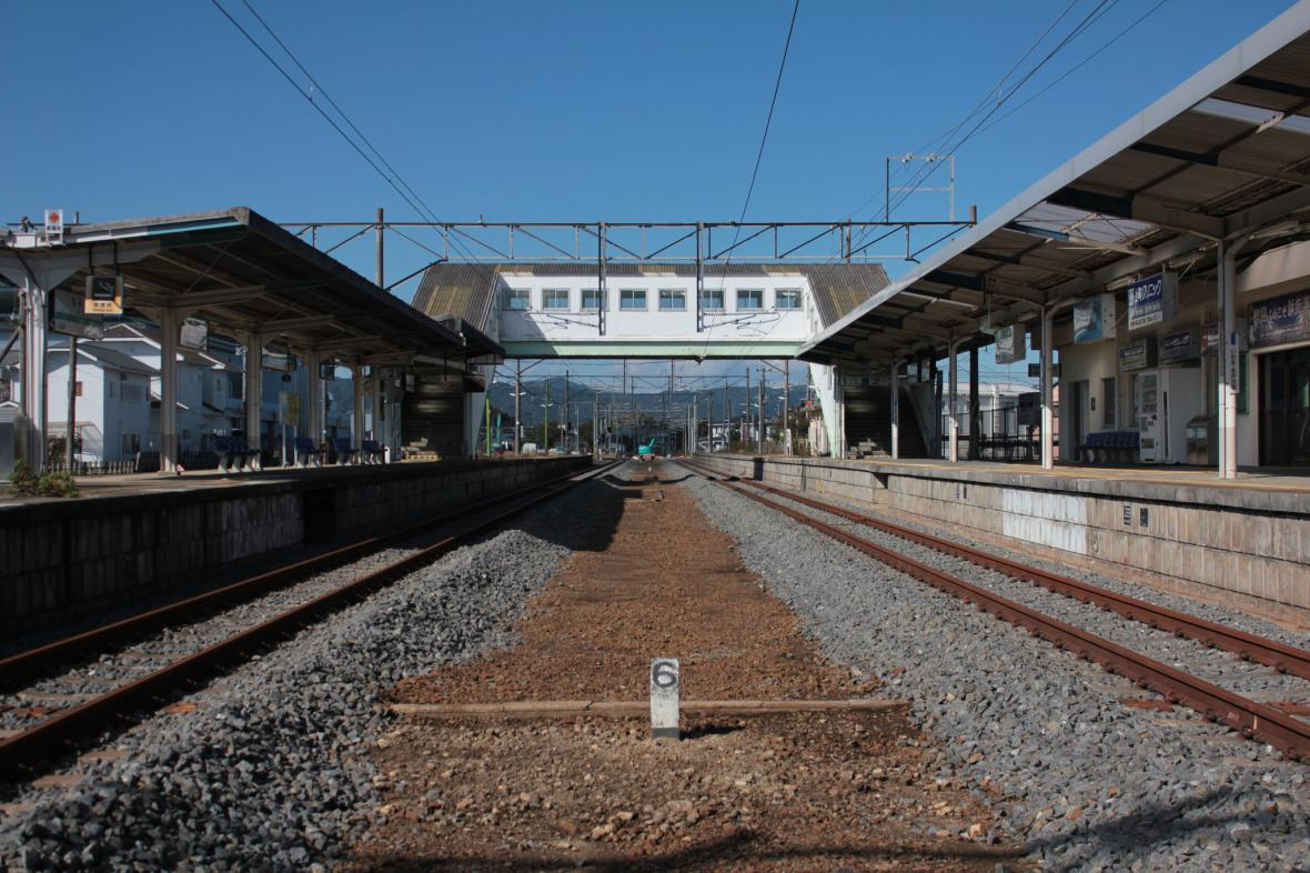 Opuštěná fukušimská zóna