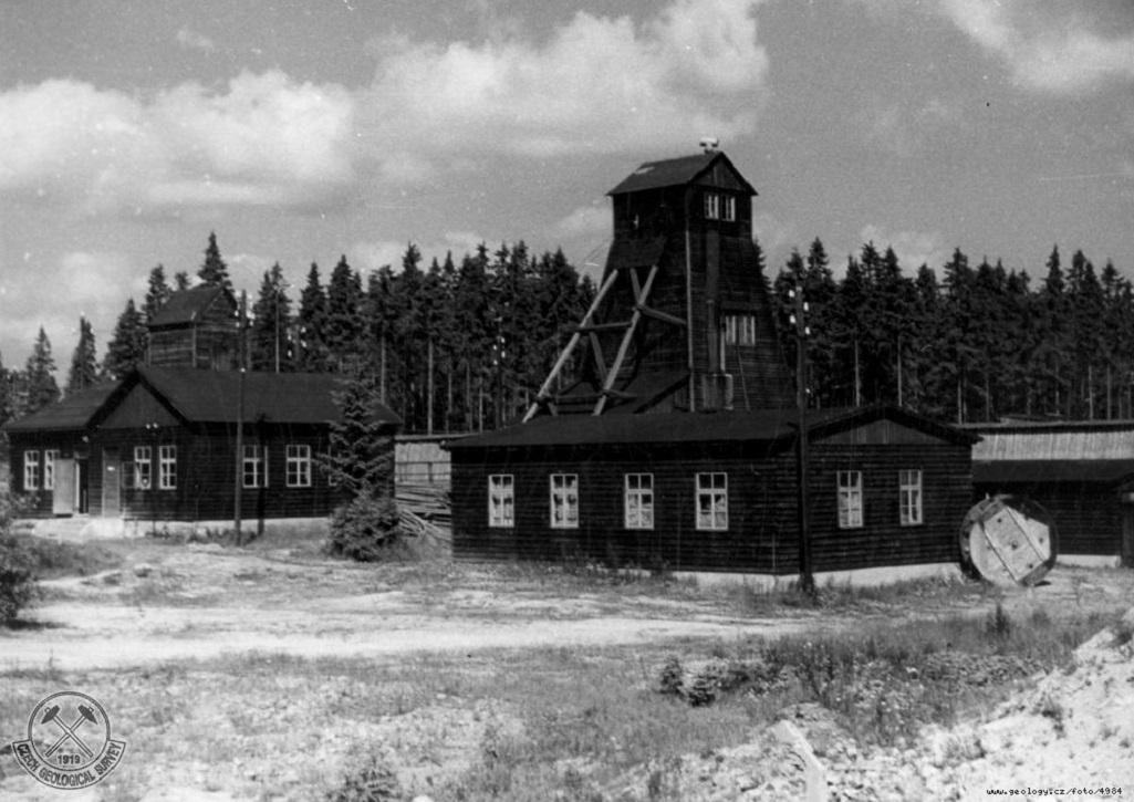 Cínový důl Rolava