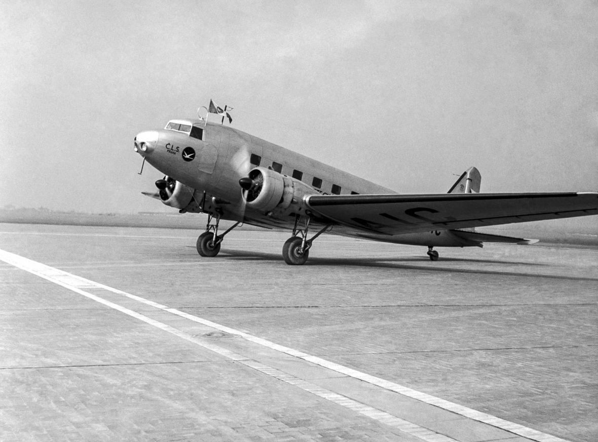 Hlavní události v letectví v českých zemích od roku 1918