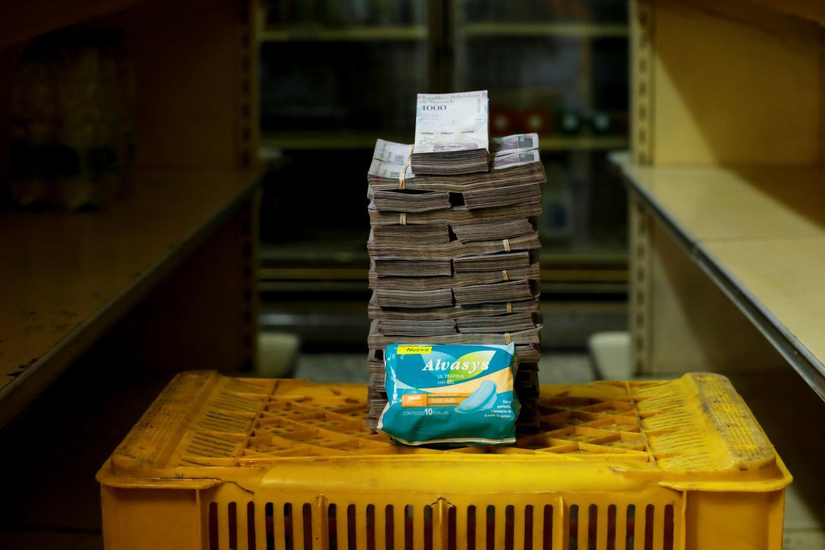 Hyperinflace ve Venezuele