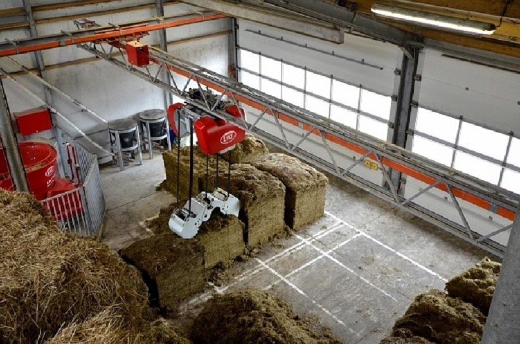 Krmný systém Lely Vector