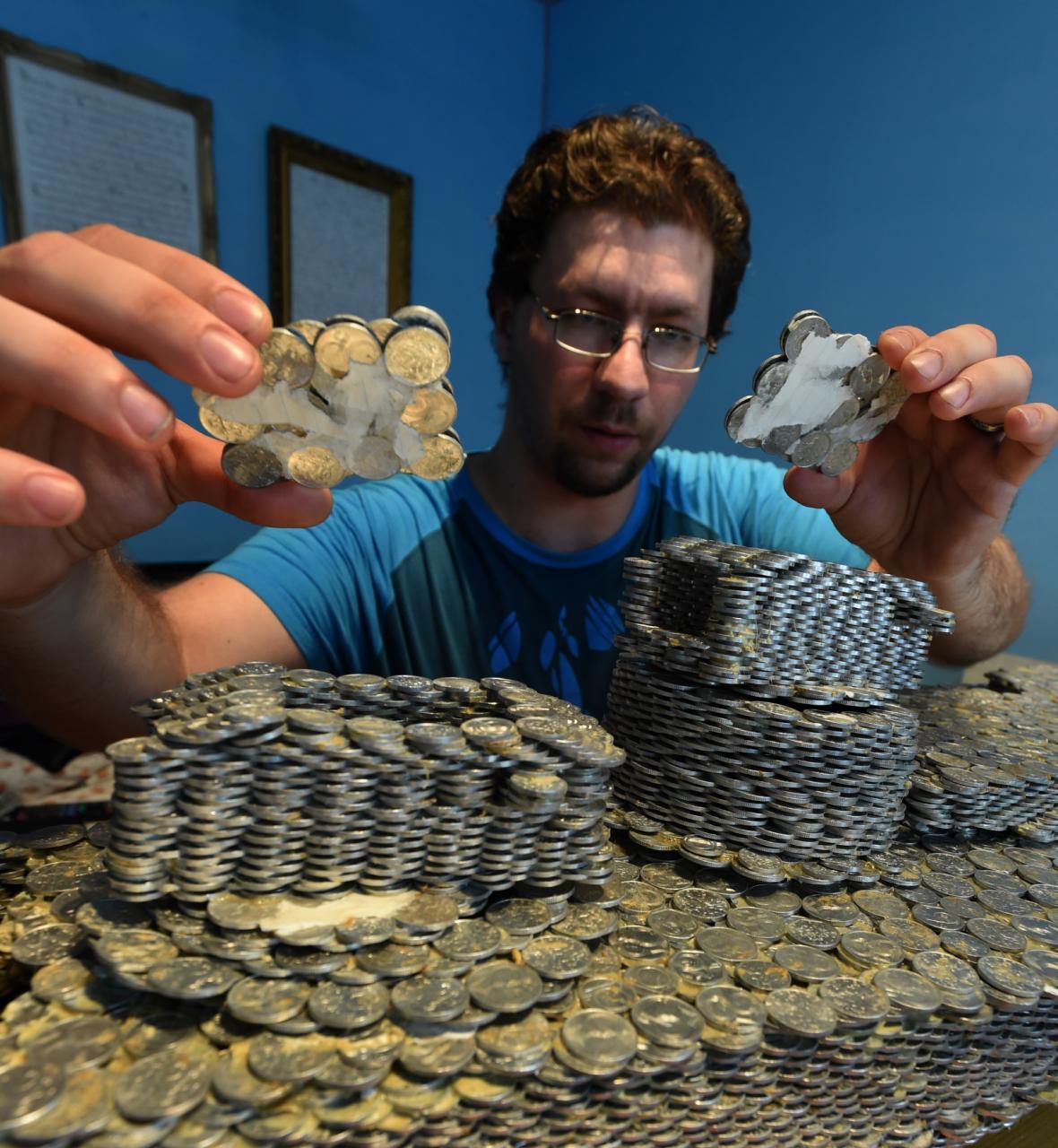Haléřové mince