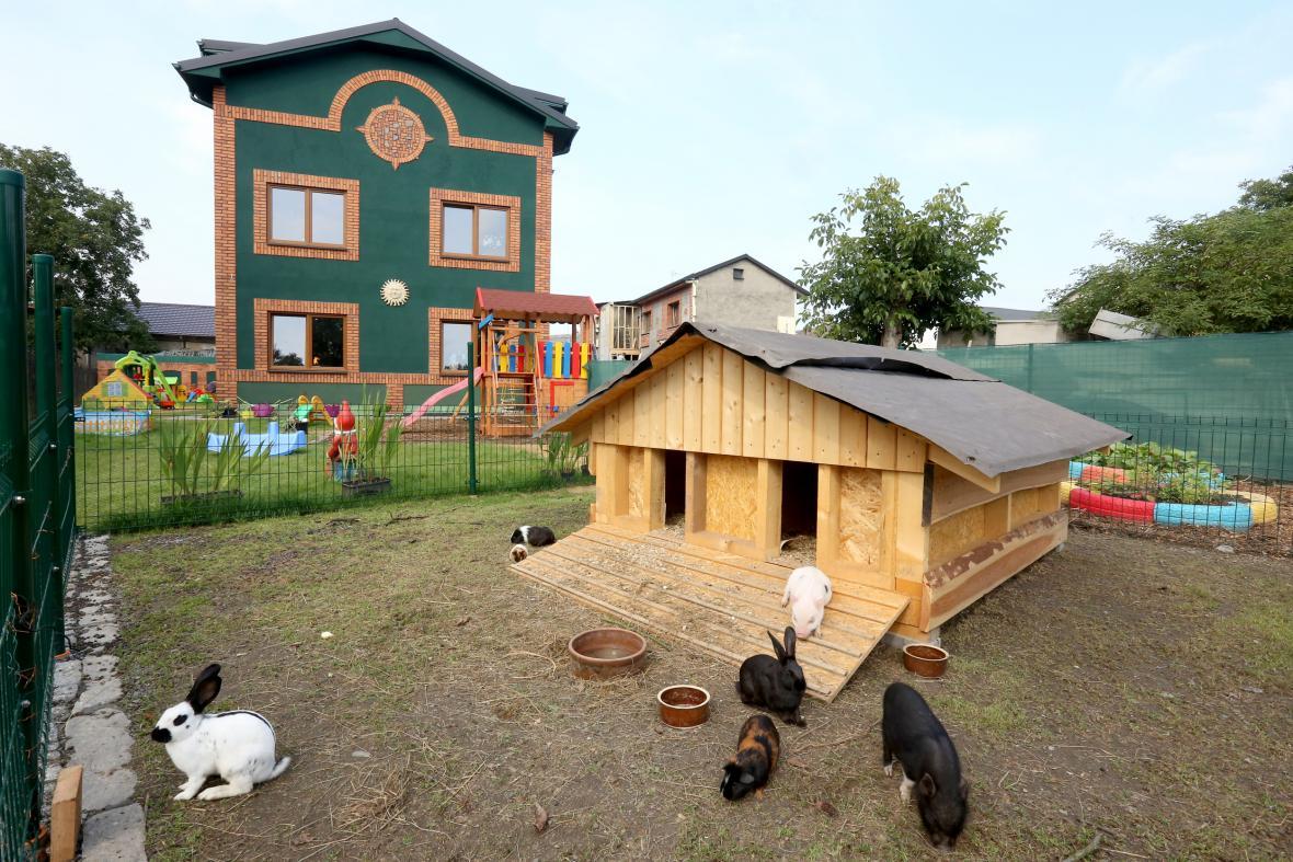 V Ostravě se otevřela Školička na farmě