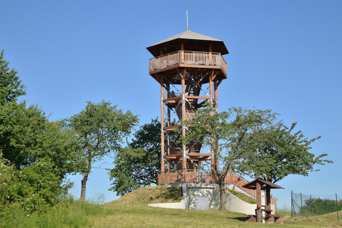 Rozhledny na jižní Moravě