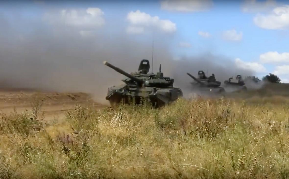 Ruské vojenské cvičení Východ 2018