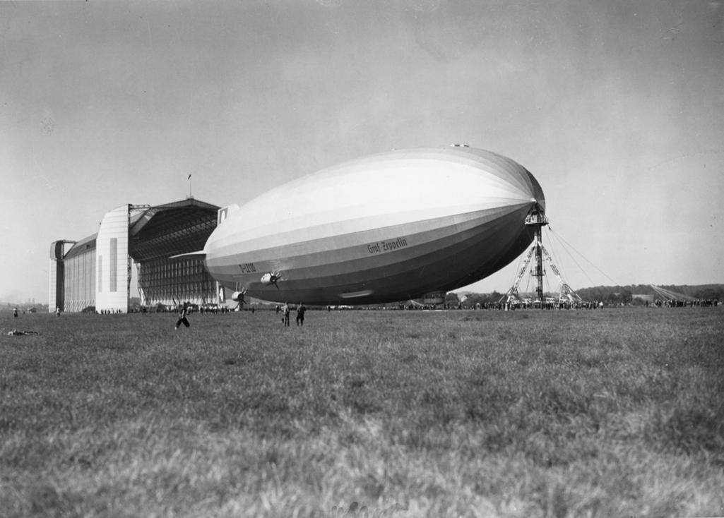 Vzducholoď LZ 130 Graf Zeppelin II