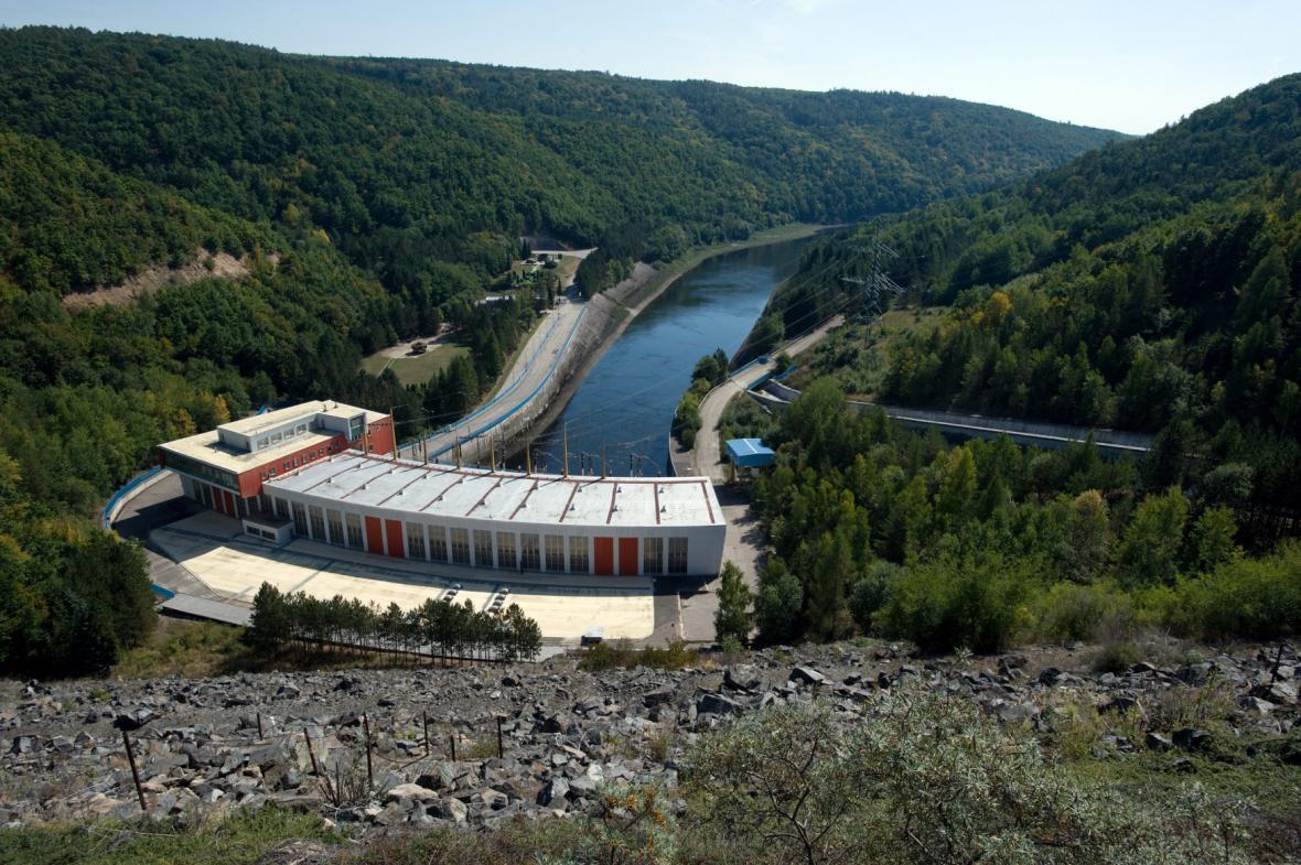 Vodní elektrárna Dalešice