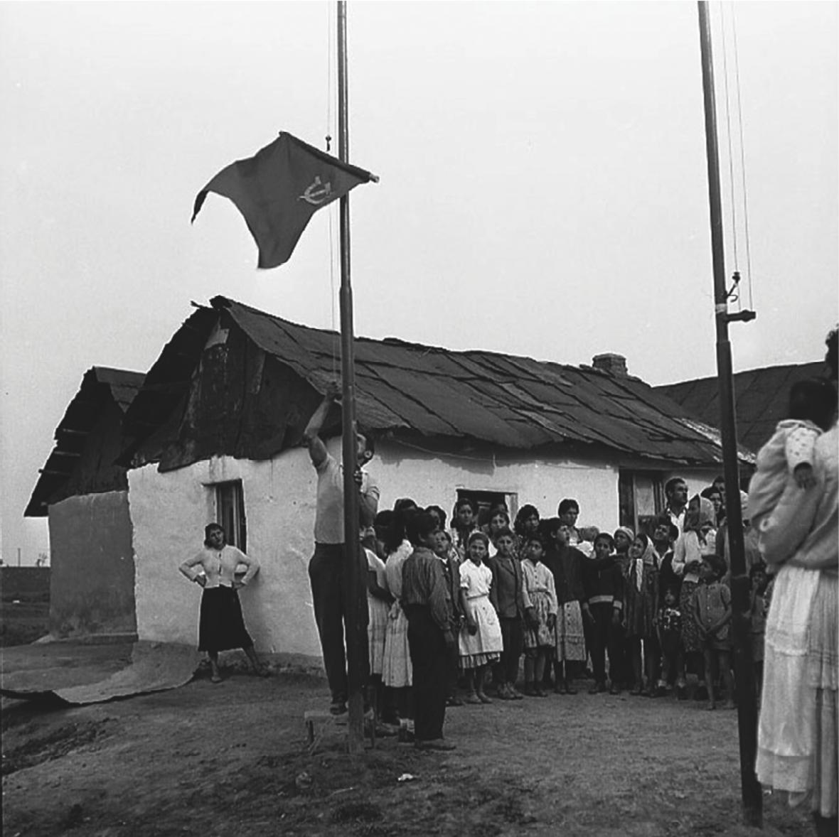 Výstava Romové v Československu