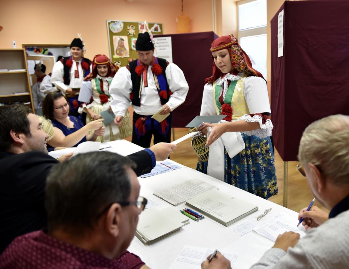 Volby na Uherskohradišťsku