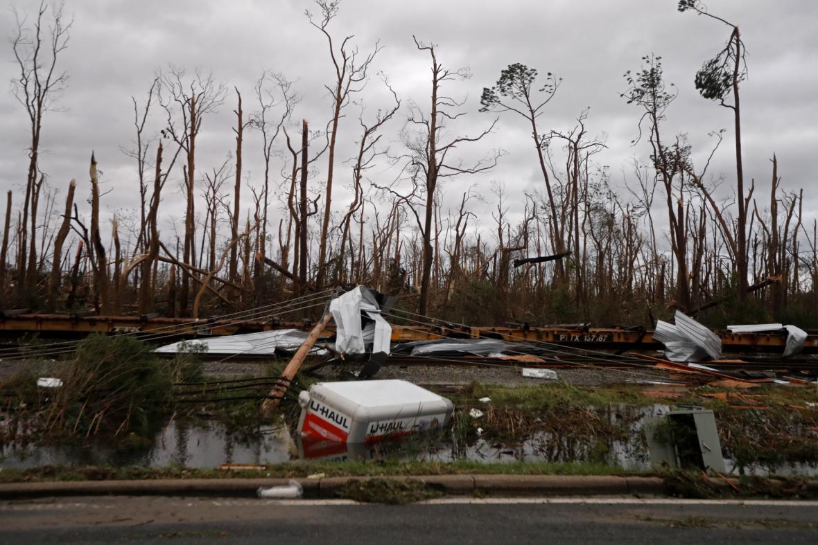 Hurikán Michael