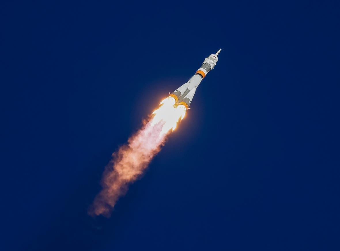 Neúspěšný start Sojuzu