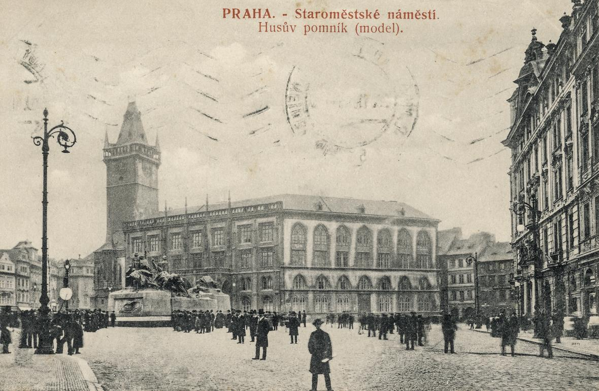 Staroměstská radnice 1918 a 2018