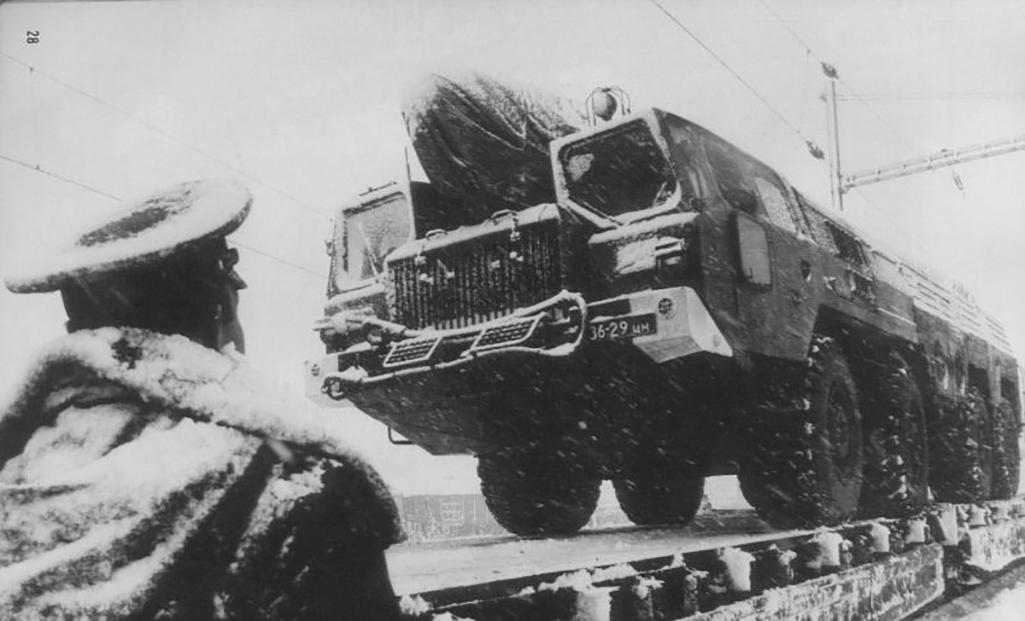 Libavá a pobyt sovětských vojsk