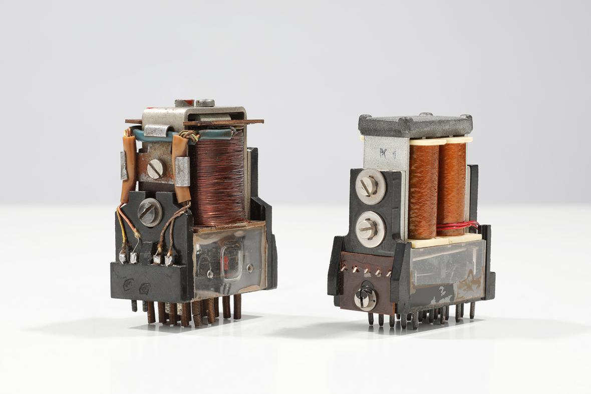 Z výstavy Made in Czechoslovakia