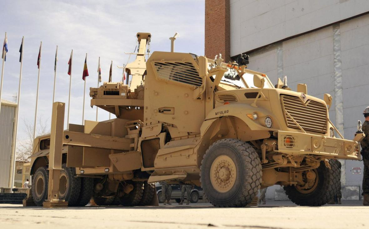 MRAP International MaxxPro