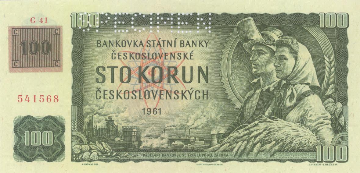 Stokoruny, kterými se platilo v českých zemích