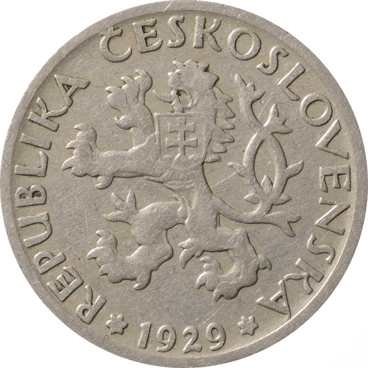 První české peníze