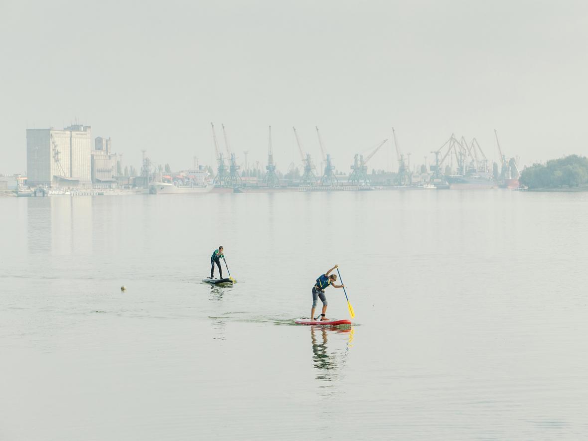 Nominace na vítěznou sérii Czech Press Photo 2018 (Každodenní život): Delta Dunaje