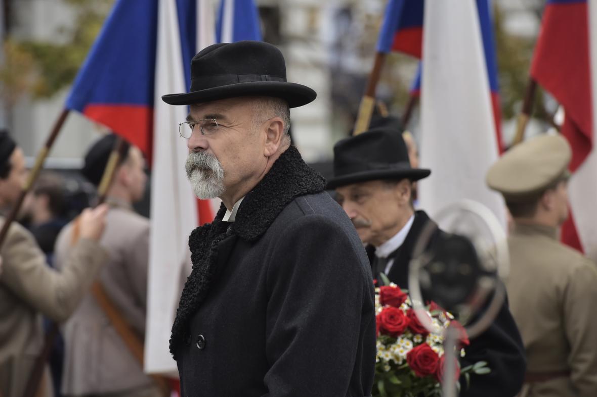OBRAZEM: Československo slaví sté narozeniny