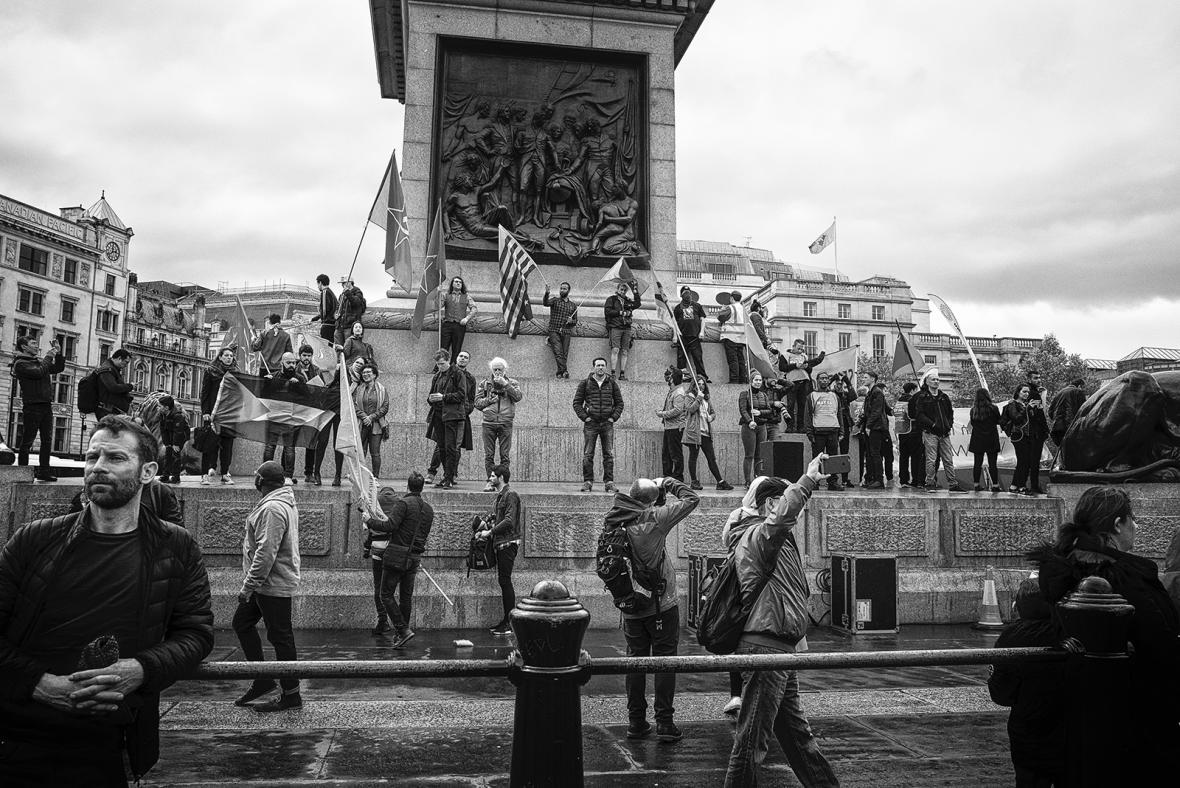 Nominace na vítěznou sérii Czech Press Photo 2018 (Problémy dnešní doby)