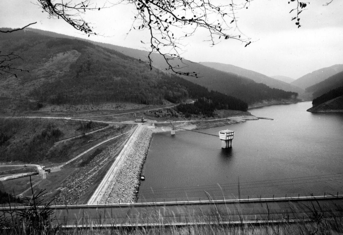 Skončila generální oprava vodního díla Šance na horním toku řeky Ostravice v Moravskoslezských Beskydech.