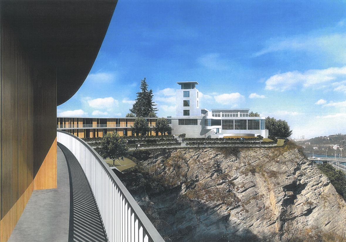 Průběh rekonstrukce Barrandovských teras