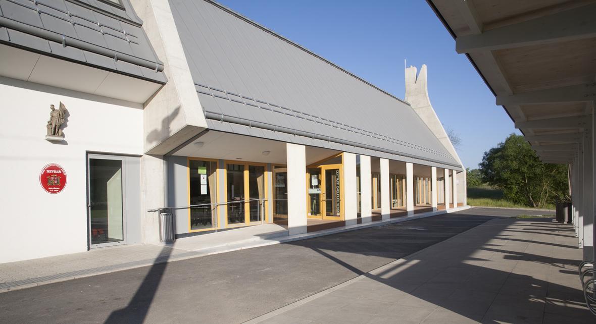 Vítěz České ceny za architekturu pro rok 2018: Administrativní budova ve Strančicích