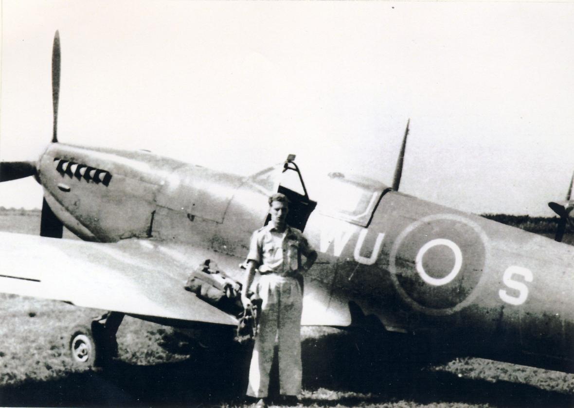 Kurt Taussig u 225. perutě RAF