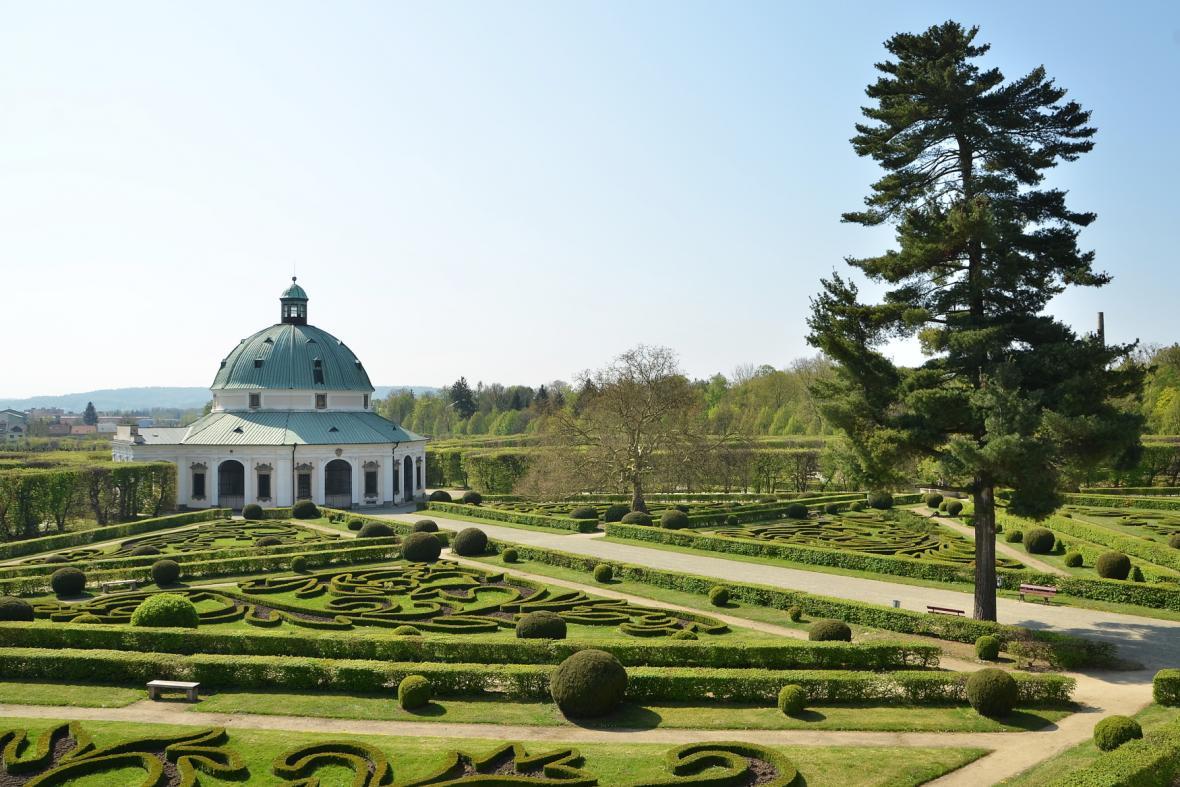 Unesco památky v Kroměříži