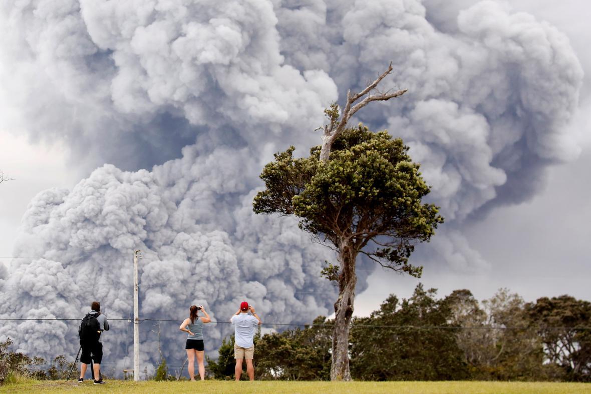 Fotky roku 2018 - Člověk a příroda