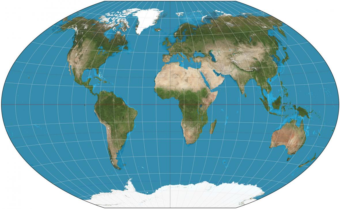 Mapa Je Klicem K Pochopeni Sveta Muze Mit Radu Prekvapivych Podob