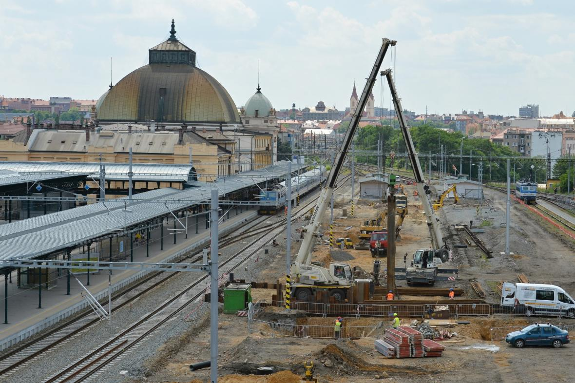 Plzeň má nový terminál za 150 milionů