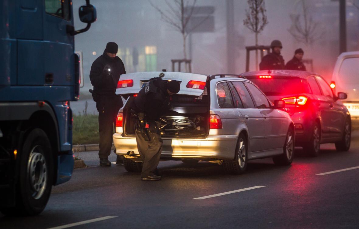 Poblíž vánočního trhu ve Štrasburku útočil střelec